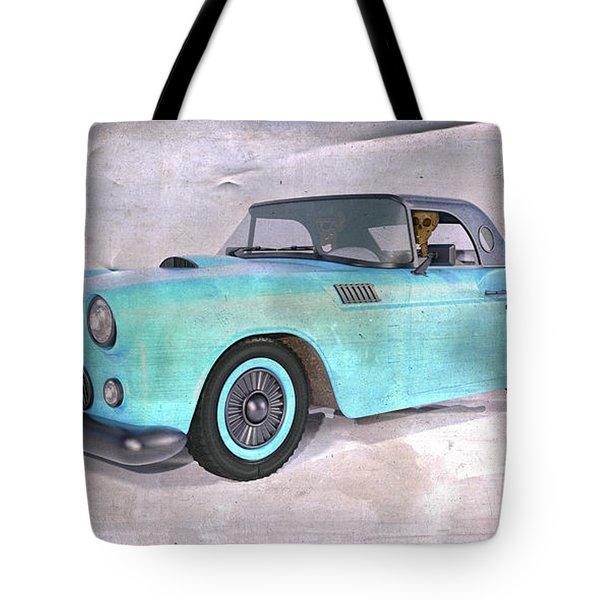 Sunday Drive Tote Bag