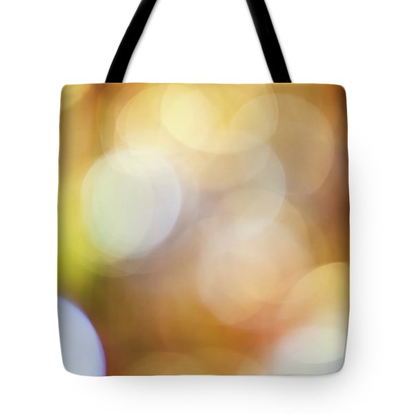 Tote Bag featuring the photograph Sunny Day I by Anne Leven