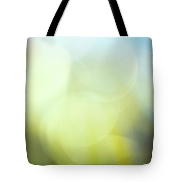 Tote Bag featuring the photograph Sunny Day Iv by Anne Leven