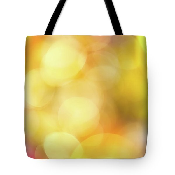 Tote Bag featuring the photograph Sunny Day V by Anne Leven