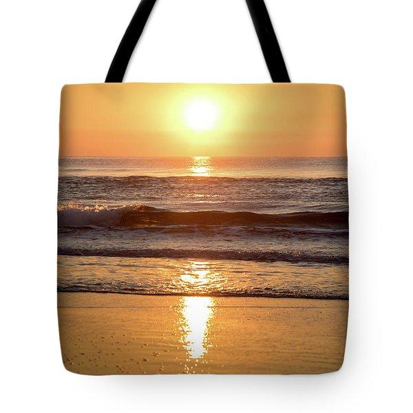 Sunrise At Surfers Paradise Tote Bag