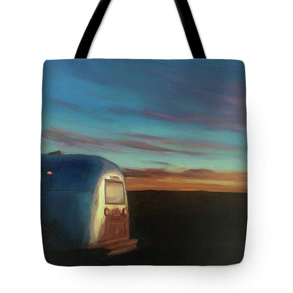 Sunrise Near Amarillo Tote Bag