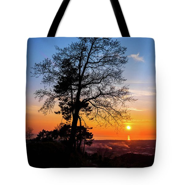 Sunset - Monte D'oro Tote Bag
