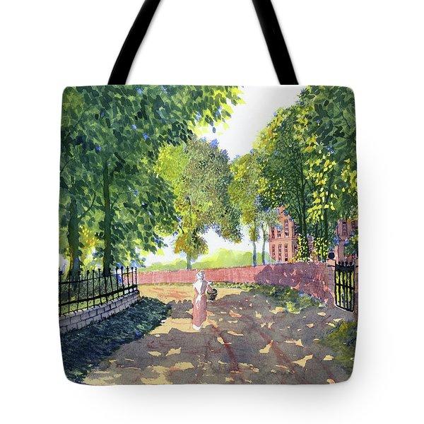 Sunshine And Shadows Tote Bag
