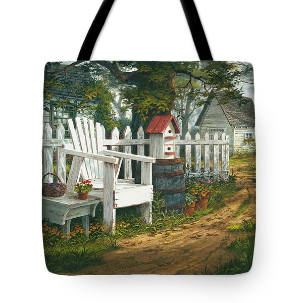 Sunshine Serenade Tote Bag