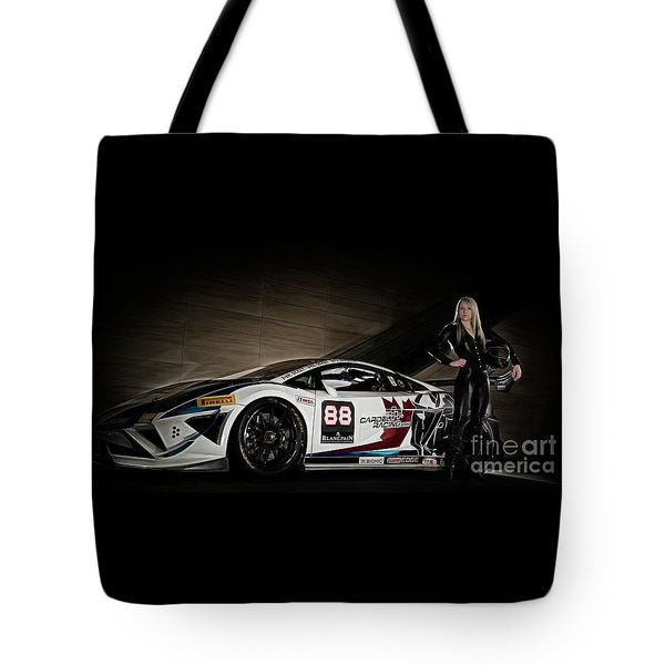Tote Bag featuring the photograph Super Fast by Brad Allen Fine Art