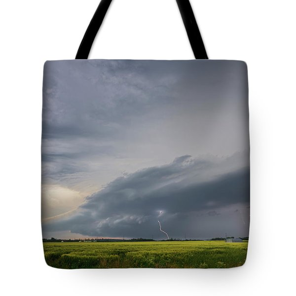 Supercell Time Tote Bag