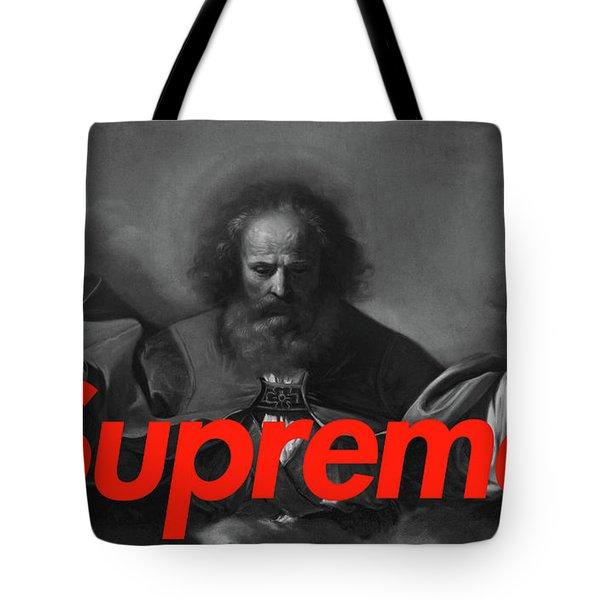 Supreme-2 Tote Bag