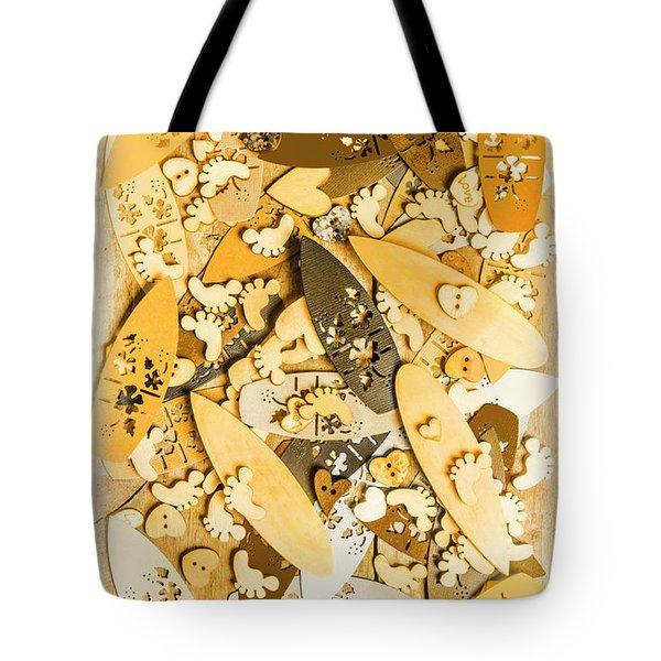 Surf Club Tote Bag