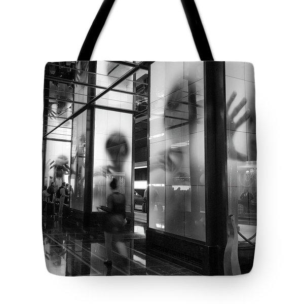 Surveillance Tote Bag