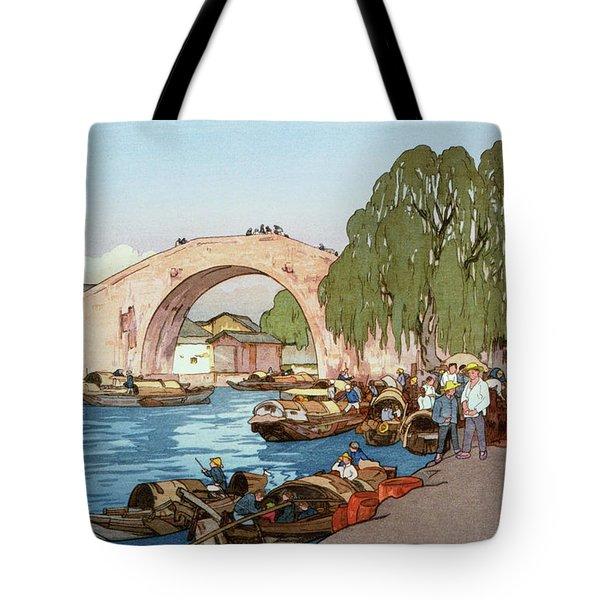 Suzhou - Digital Remastered Edition Tote Bag