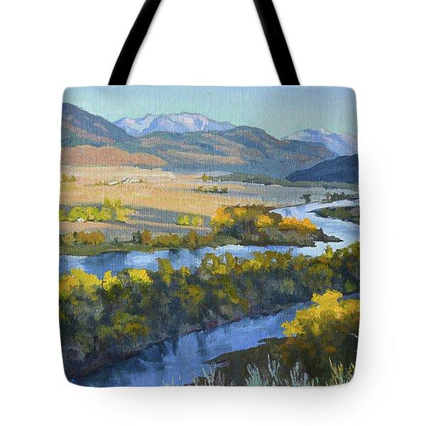 Swan Valley Tote Bag