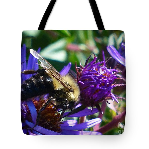 Tote Bag featuring the photograph Sweet Harvest by Rosanne Licciardi