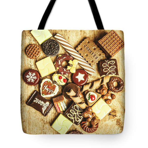 Sweet Heart Treats Tote Bag