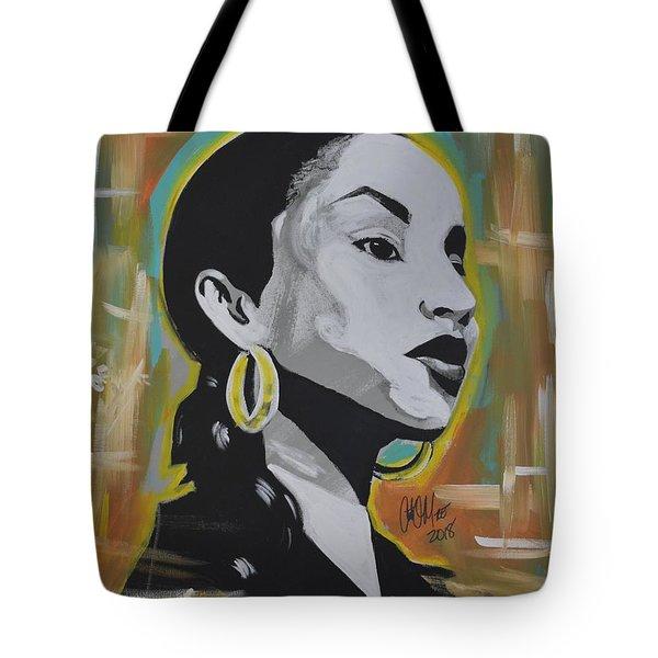 Sweet Sade Tote Bag