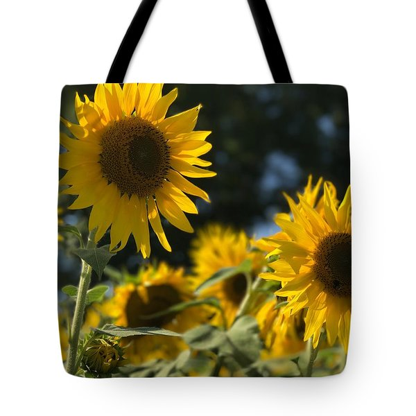 Sweet Sunflowers Tote Bag
