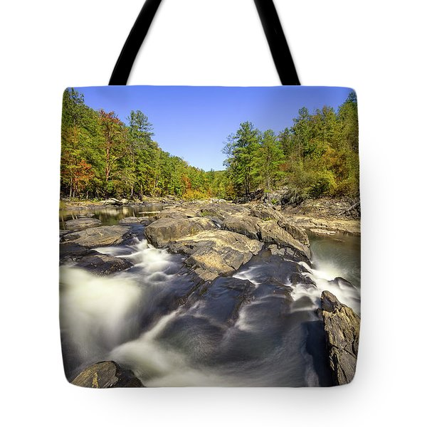 Sweetwater Creek Tote Bag