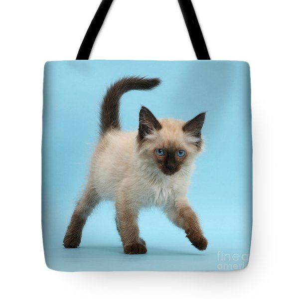 Tote Bag featuring the photograph Swiggerty Swooty by Warren Photographic