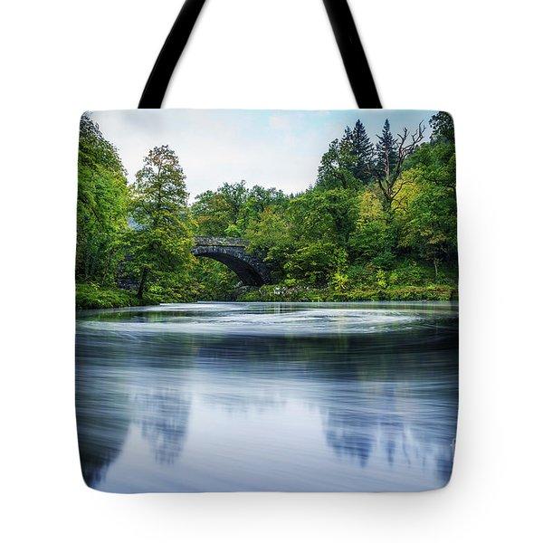 Swirling Dreams Tote Bag