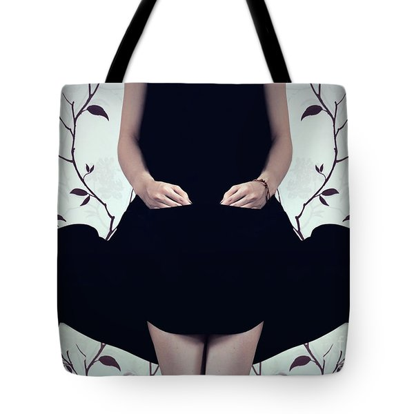 Symmetry #0537 Tote Bag