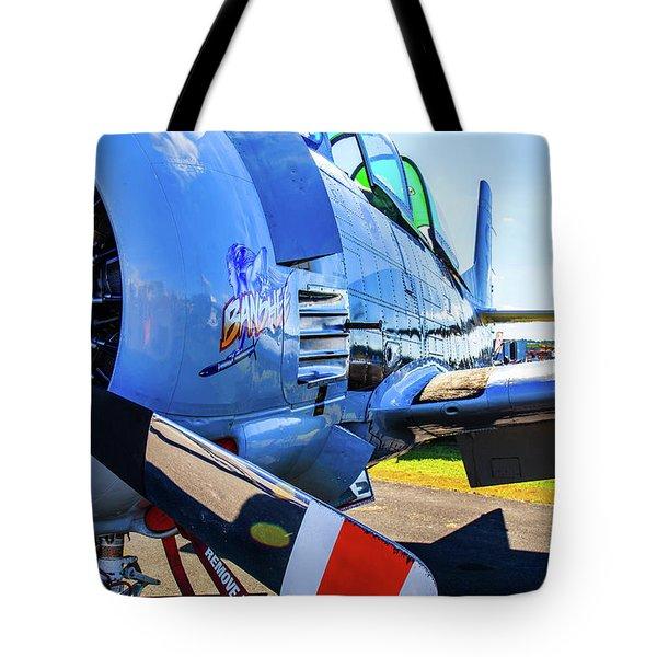T-28b Trojan Banshee  Tote Bag