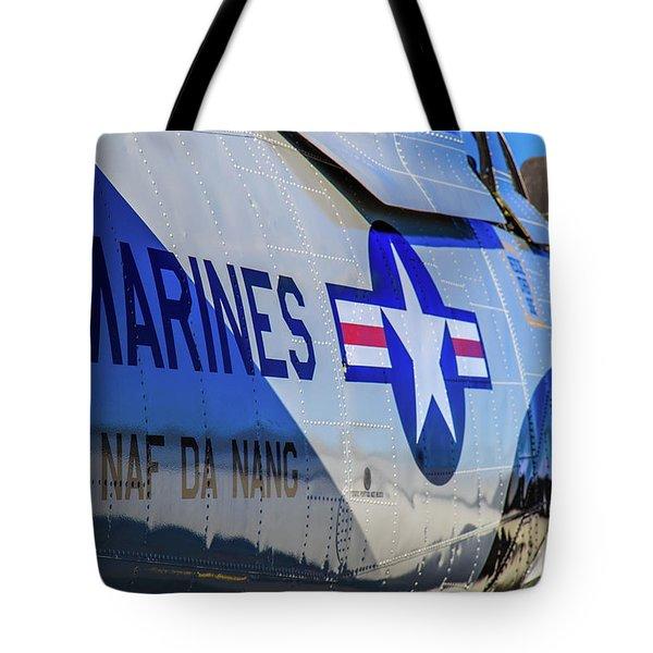 T-28b Trojan Tote Bag