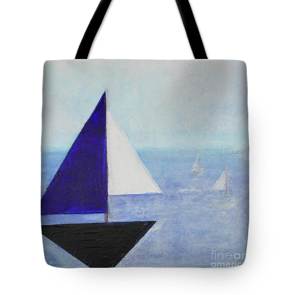 Tote Bag featuring the painting Tactical by Kim Nelson