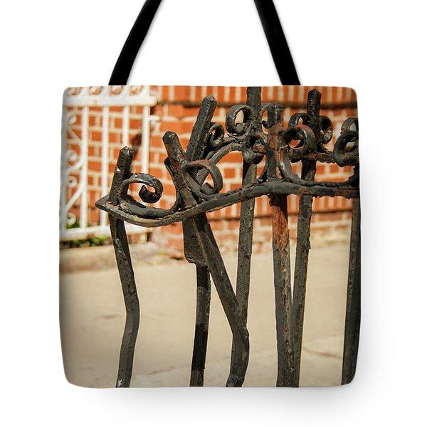 Take A Bow Tote Bag