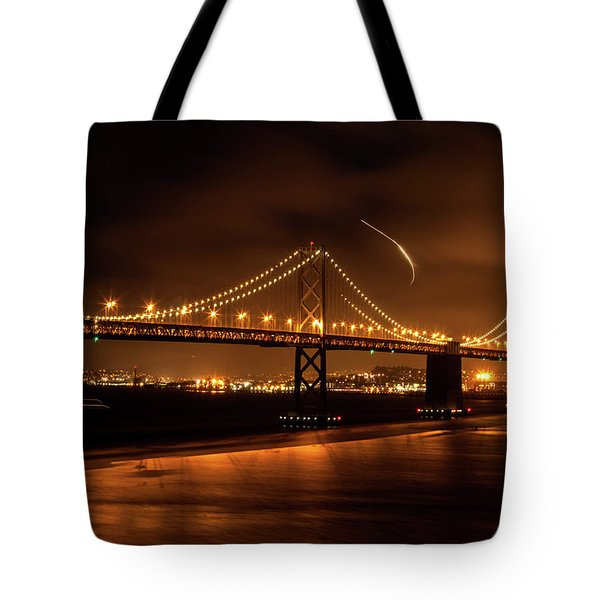 Takeoff Tote Bag