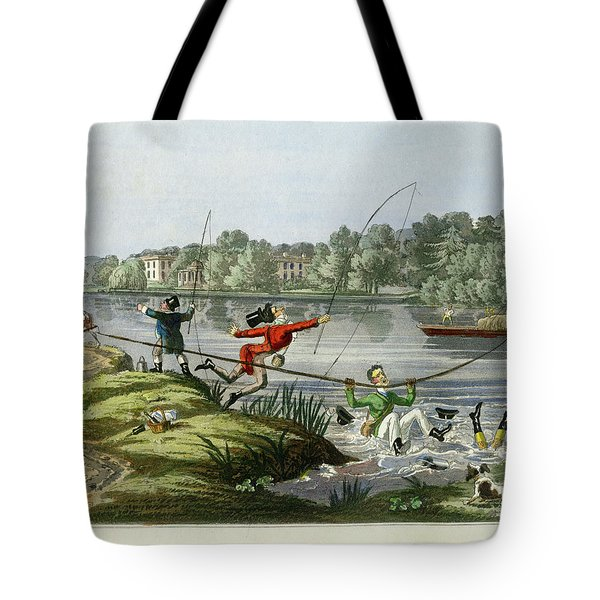 Taking A Fly Tote Bag