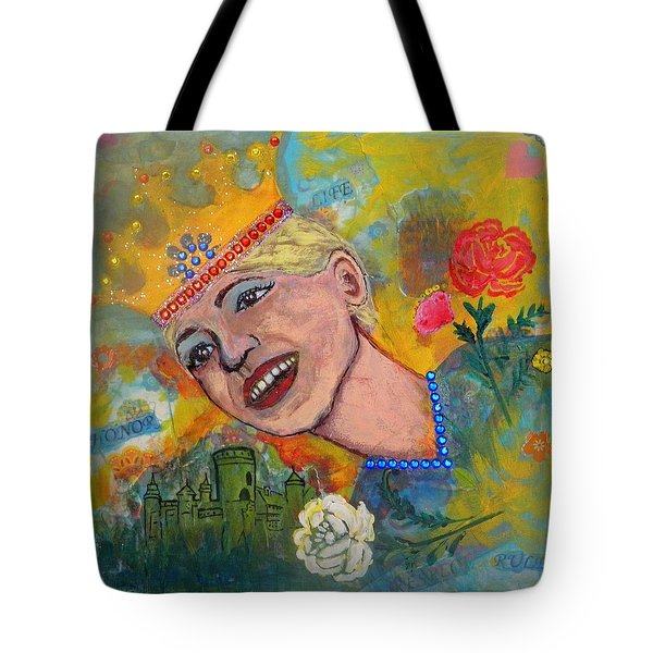 Taking Back Your Crown Tote Bag