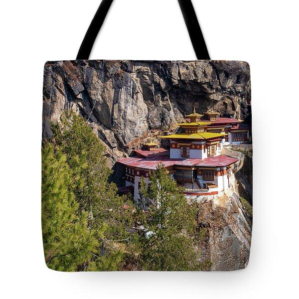 Taktsang Monastery  Tote Bag