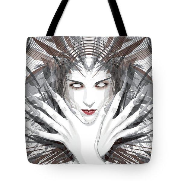 Talons Tote Bag