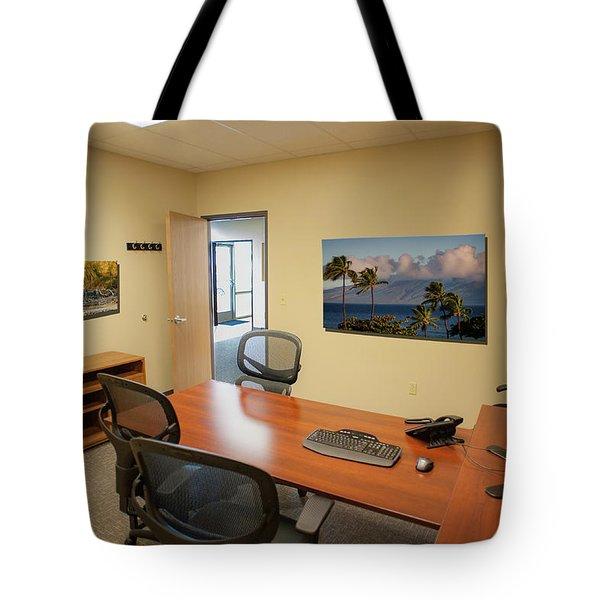Tamara Office East Wall Tote Bag