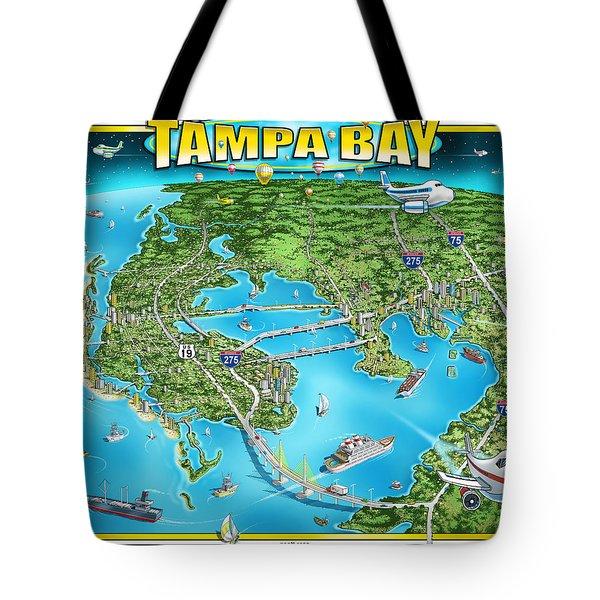 Tampa Bsy 2019 Tote Bag