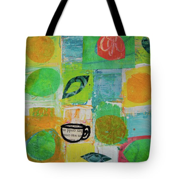 Tea Box 2 Tote Bag