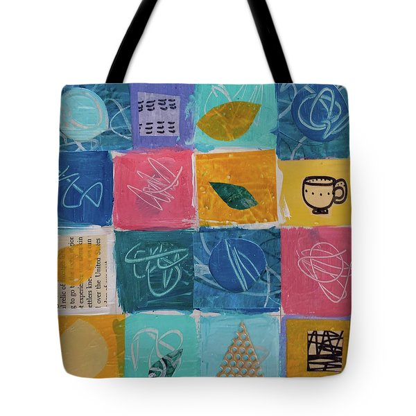 Tea Box One Tote Bag