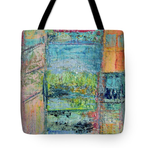 Tea With Henri Two Tote Bag