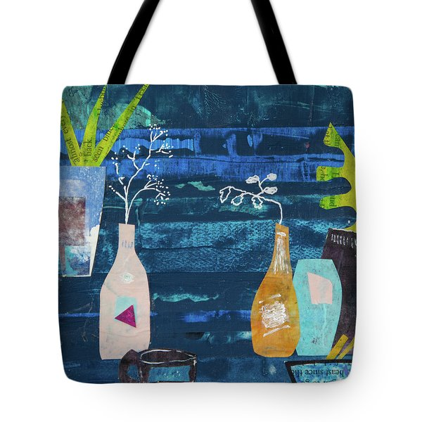 Teatime One Tote Bag