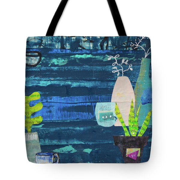 Teatime Three Tote Bag