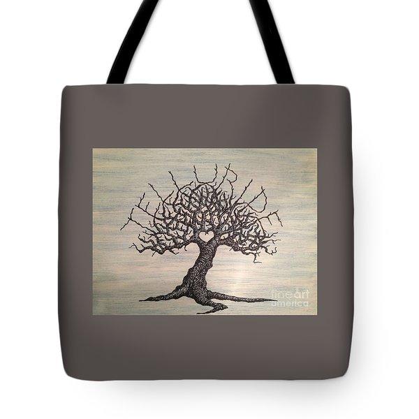 Telluride Love Tree Tote Bag