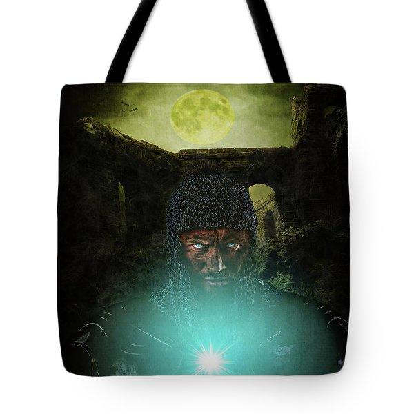 Templar Tote Bag