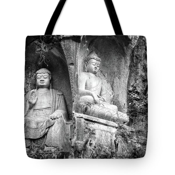 Temple Of The Soul's Retreat Tote Bag