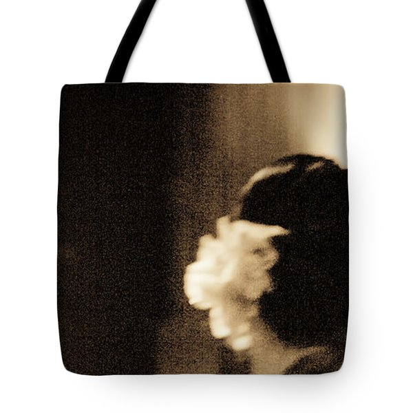 Tote Bag featuring the photograph Tenderness by Catherine Sobredo