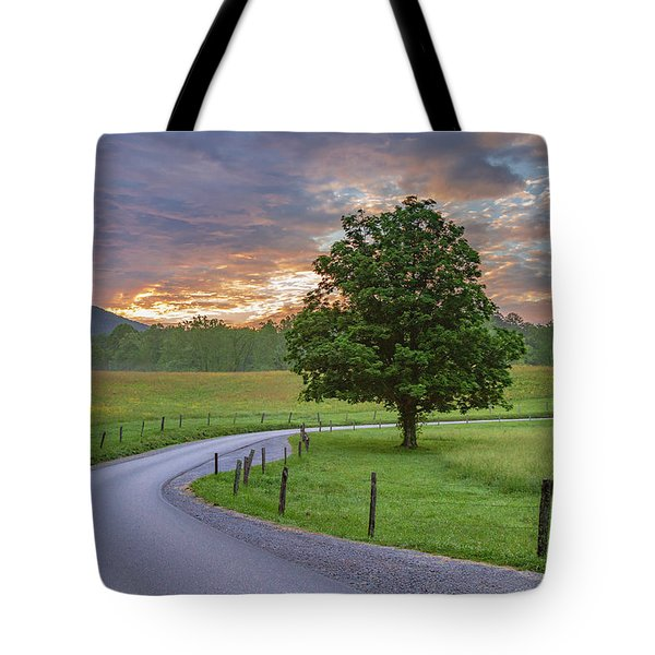 Tennessee Mountain Dew Tote Bag