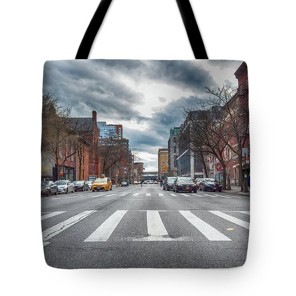 Tenth Avenue Freeze Out Tote Bag