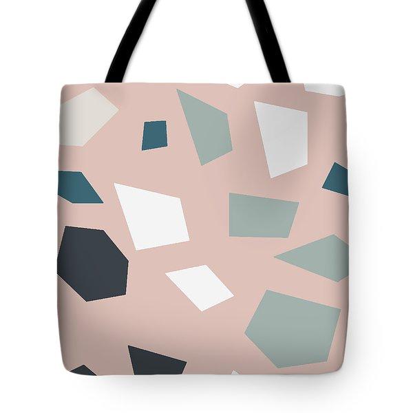 Terrazzo 2- Art By Linda Woods Tote Bag