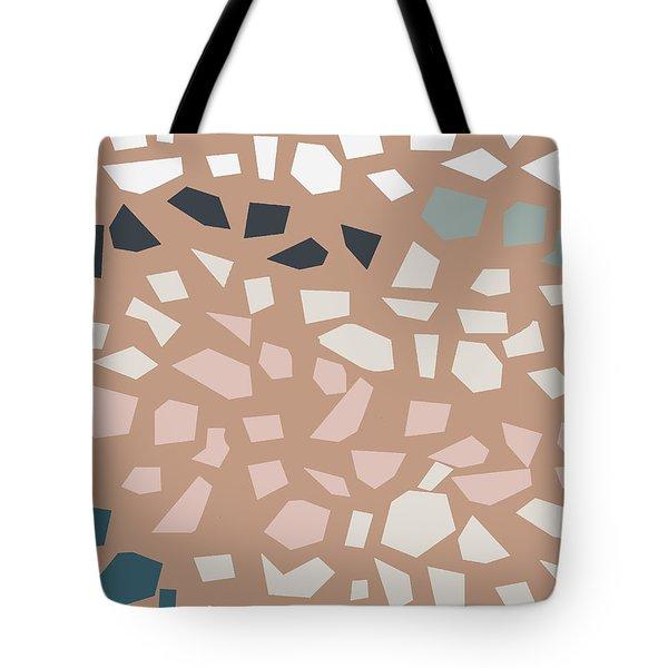 Terrazzo 4- Art By Linda Woods Tote Bag