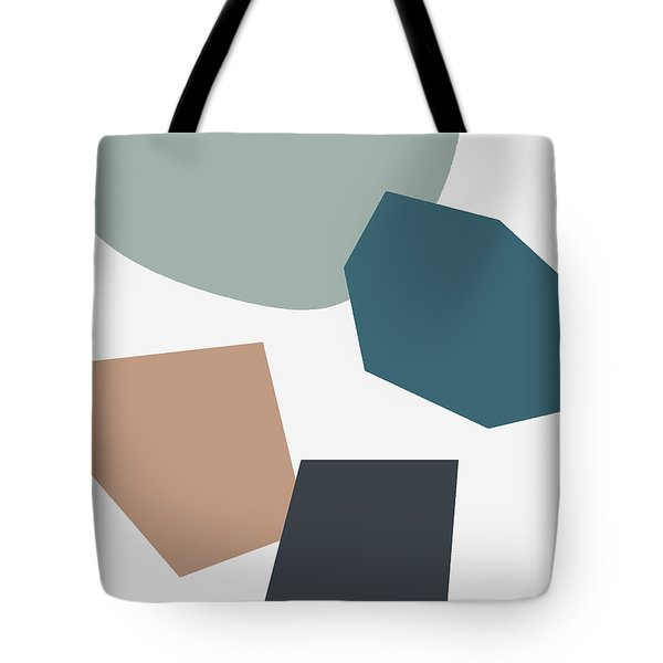 Terrazzo Abstract 1- Art By Linda Woods Tote Bag