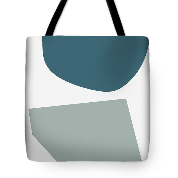 Terrazzo Abstract 2- Art By Linda Woods Tote Bag